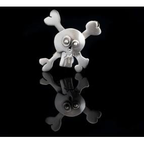 """Handmade Brooch """"Skull"""""""
