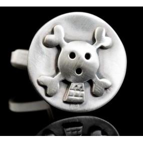 """Handmade cufflinks """"Skulls"""""""