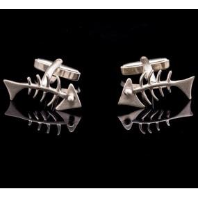 """Handmade cufflinks """"Herringbone"""""""