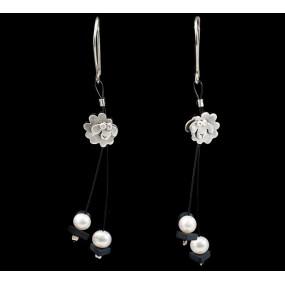 "Handmade earrings ""Lambs"""