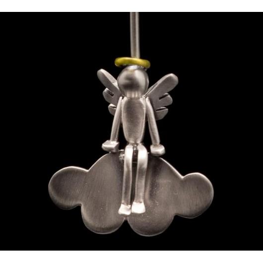 """Handmade earrings """"Angels cloud"""""""