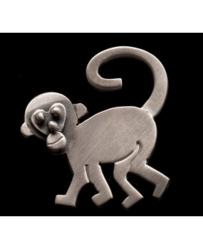 "Handmade earrings ""Monkeys"""