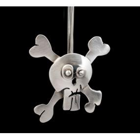 """Handmade earrings """"Skulls"""""""