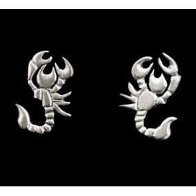 "Handmade earrings ""Scorpions"""