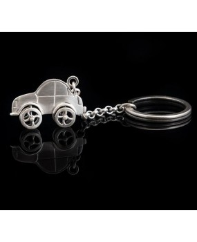 "Handmade key ring ""Car"""