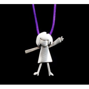 """Handmade necklace """"Little Anna"""""""
