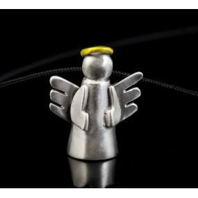 "Handmade necklace ""Little angel"""