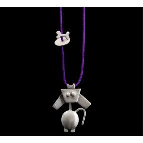 "Handmade necklace ""Dog"""