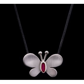 """Handmade necklace """"Butterfly"""""""