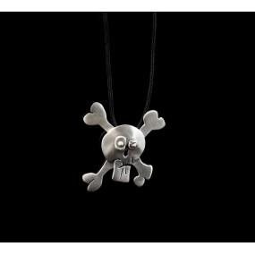"""Handmade necklace """"Skull"""""""