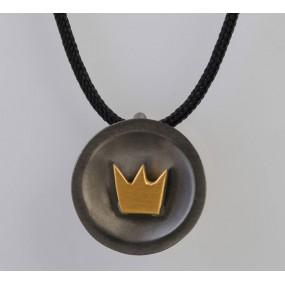 "Handmade necklace ""Crown Bull"""