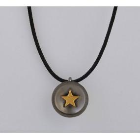 "Handmade necklace ""Star Bull"""