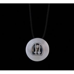 "Handmade necklace ""Prisoner"""