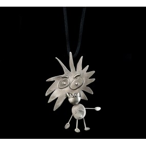 "Handmade necklace ""Fafalos"""