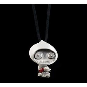 "Handmade necklace ""Koukouloforos"""