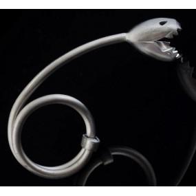 "Handmade ring ""Carnivore"""